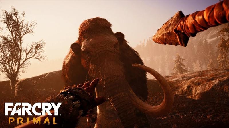 Far Cry Primal Двенадцати тысяч лет назад - Начала эпохи мезолита.