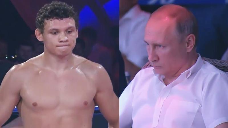 Русский С Одного Удара Нокаутировал Чемпиона Мира