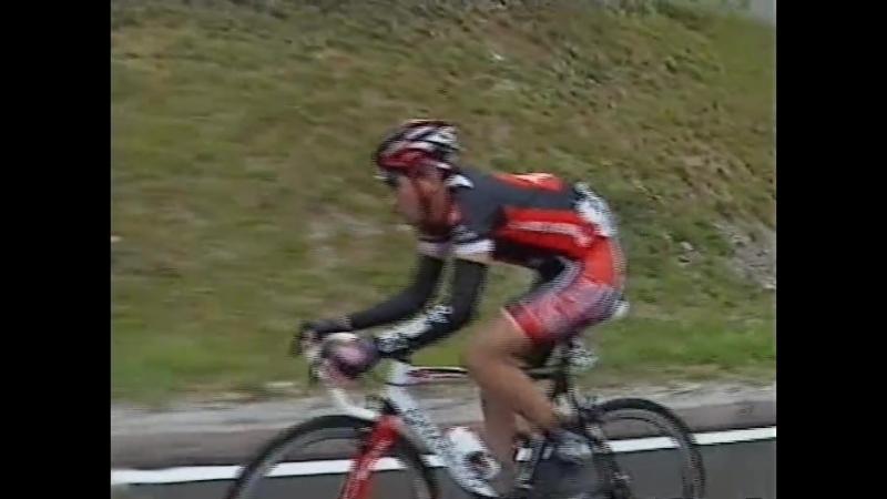 Giro d'Italia 2007 stage 19 1 June Treviso to Terme di Comano _