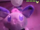 Tuesday, December 08, 2015 pichu looks into the night grabs there stuffed animals and starts messing