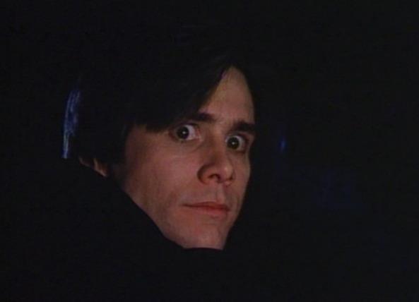 Джим Керри в роли Смерти в фильме «Нервы на пределе» (1991)