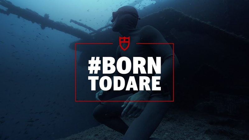 TUDOR goes freediving with the Pelagos LHD