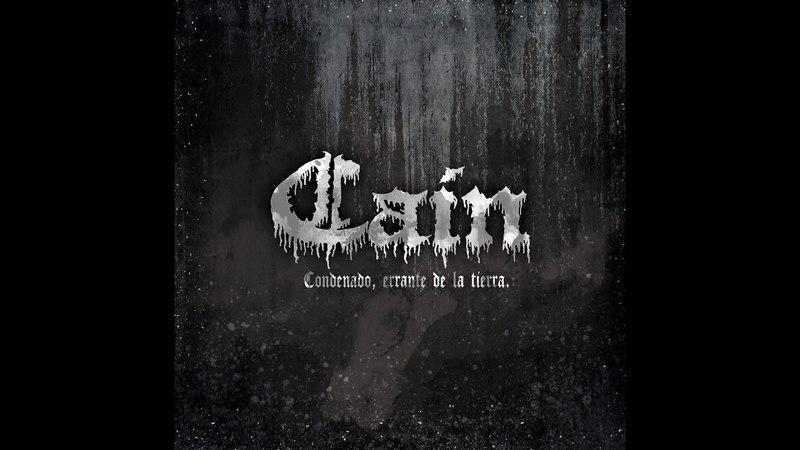 Caín - Condenado, errante de la tierra (Single 2018)