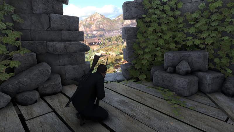 Sniper Elite 4 - realism ( max hardcore )