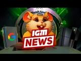 IGM News Консоль от Google и хомяк в Overwatch
