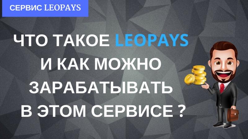 Как можно зарабатывать на платформе Леопейс