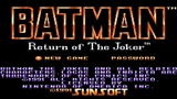 Batman Return of the Joker (прохождение без комментариев)