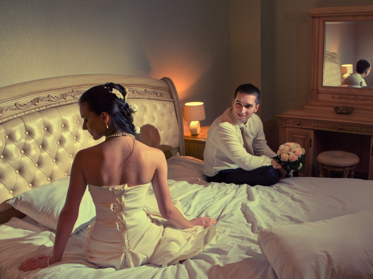 Images of sex wedding night, horny mature girl