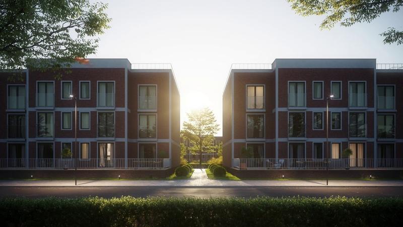 Клубный поселок Привилегия - 3D визуализации домов