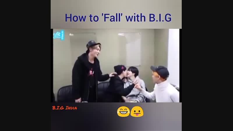 How to Fall with B.I.G (part 1)