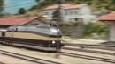 RIVAROSSI HR2306/07/32 - Henschel-Wegmann-Zug mit Schnellfahrdampflokomotive 61 002 der DRG