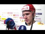 Александр Барабанов о матче с Чехией
