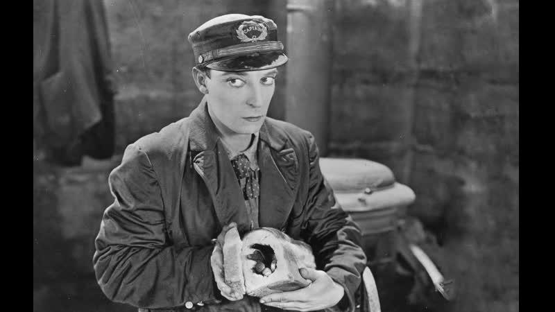 1928: Пароходный Билл-младший / Steamboat Bill, Jr. [BDRip 720p]