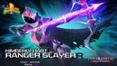 Power Rangers: Legacy Wars (MMPR) Ranger Slayer (Moveset)