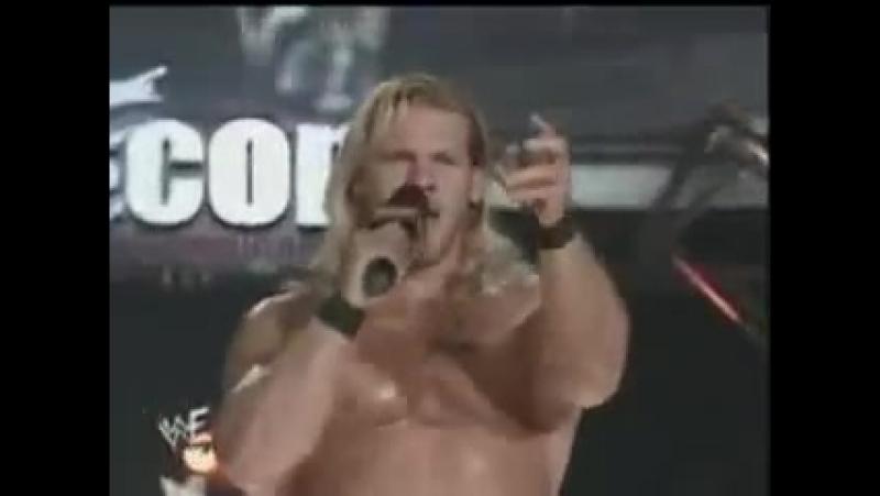 DVD Chris Jericho