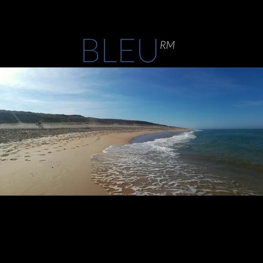 RM альбом Bleu