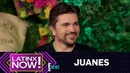 Juanes Discusses New Music 10 Year Challenge More Latinx Now E News