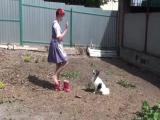 Смирнова Елена и Дейк. Красные. Танец полька.