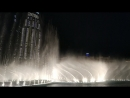 Поющие и танцующие фонтаны в Дубае