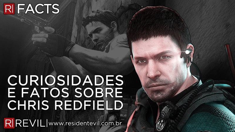 CHRIS REDFIELD | REVIL FACTS