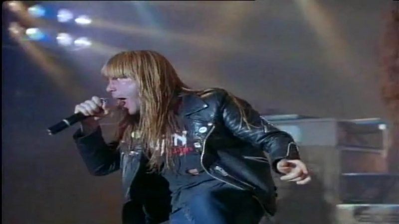 Iron Maiden 1984 Aces High
