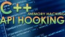 C C Memory Hacking API Call Hooking Intercepting API calls