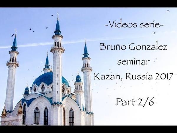 Kata dori, Bruno Gonzalez Kazan seminar, Russia 2017 Part 2
