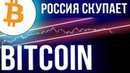 Bitcoin Россия может скупить Биткоин на $466 млрд Мнение технический анализ биткоин прогноз
