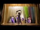 Танец Девочки России.