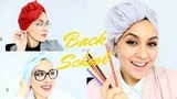 3 Easy Turbans for School 3 Turbans faciles pour l'