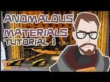 Speedrun Tutorial #1: Anomalous Materials. ТРЮК С ТЕЛЕЖКОЙ