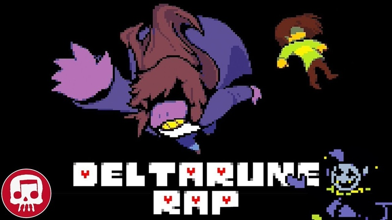 DELTARUNE RAP by JT Music CG5 I Can Do Anything