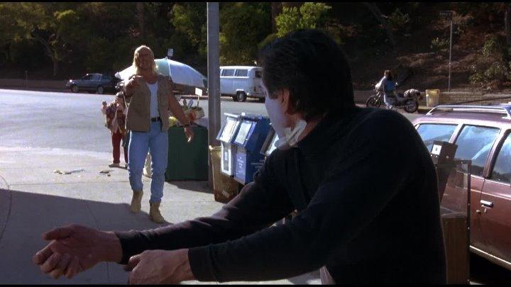Коммандо из пригорода - Suburban Commando (1991) Боевик, Комедия, Фантастика