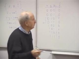 Лекция 9 Классы логических функций. Понятие предиката