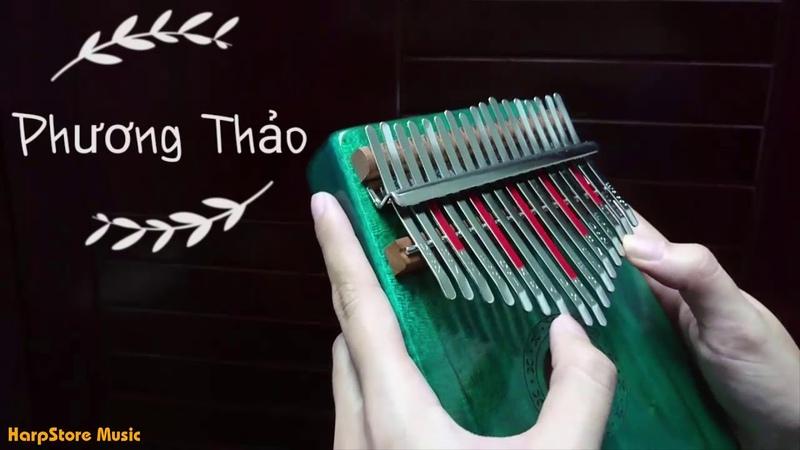 Quãng đời còn lại (Nhạc Hoa) (Kalimba Cover by Phương Thảo) | HarpStore Music