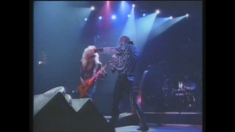 Judas Priest - The Sentinel (live)