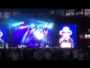 Guns'n'roses in Moscow 2018 knocking on heaven''s door