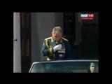 Сергей Шойгу перекрестился перед началом Парада Победы