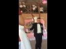 Наш свадебный вальс❤️