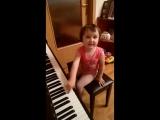 Екатерина Голубева, импровизация