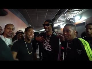 Встреча легенд: Snoop, Ludacris, Nas, LL Cool J, Slick Rick.