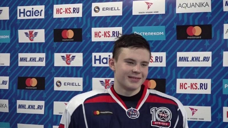 Александр Никишин - разобрали ошибки и реализовали свои моменты...
