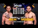 UFC ON FOX 30 Jordan Mein vs. Alex Morono