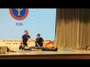 Выступление капитана команды Валерии Борисовой Человеческий фактор 2018