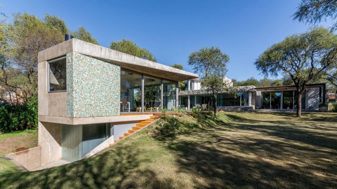 Частный дом в Аргентине