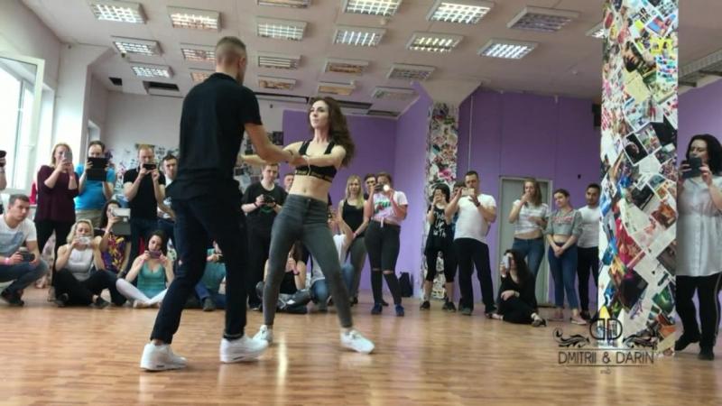 Dmitrii y DarinNizhny NovgorodSUMMER BACHATA Weekend | 2-3 июня |