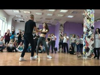 Dmitrii y Darin//Nizhny Novgorod//SUMMER BACHATA Weekend   2-3 июня  