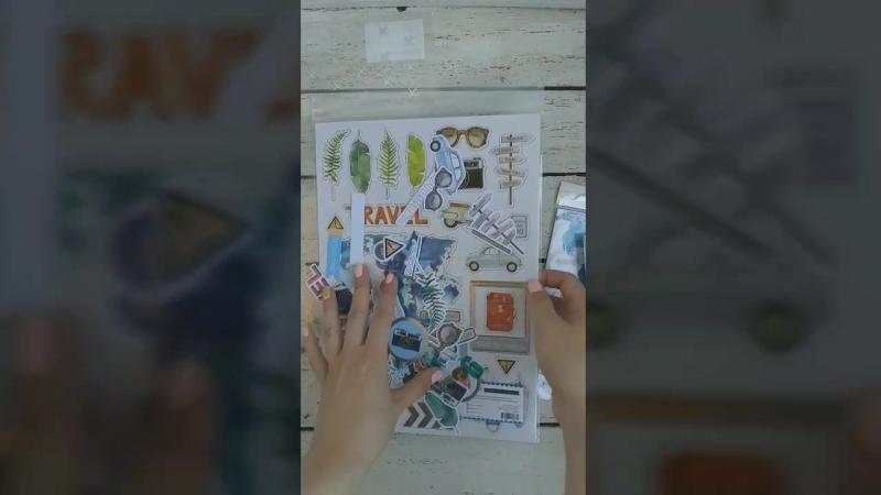 Обзор коллекции Вокруг света Полькадот (ч.2)