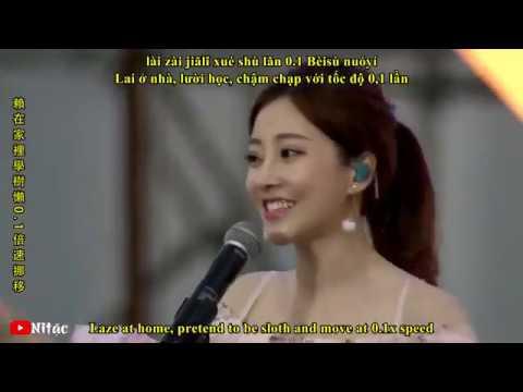 (Live) Phật Hệ Thiếu Nữ (佛系少女 Fu Xi Shao Nu) - Phùng Đề Mạc (Feng Timo 馮提莫) (VietsubEngsub)