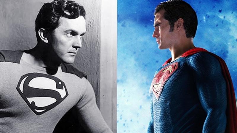 Evolution of Superman in Movies and TV in 12 Minutes (2017) тольятти/тлт/игры/угар/красивая/прикол/ не секс,порно,сосет,минет